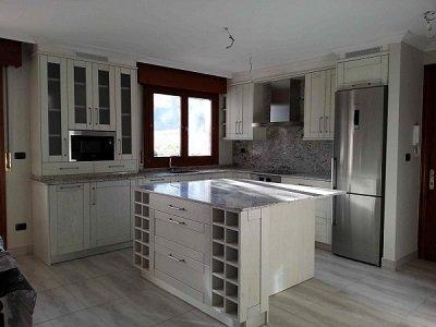 cocinas y muebles en basauri dk altzariak